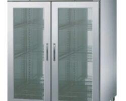 Køleskab 1400 liter m. glasdør - 5 års garanti-0