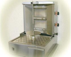 Shawarmagrill gas ROL 15kg GR40G-0