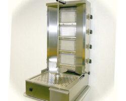 Shawarmagrill gas ROL 40kg GR80G-0