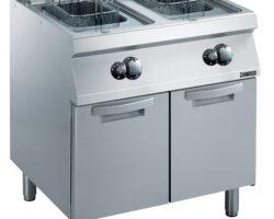Zanussi friture 2x14 liter elektrisk gulvmodel-0
