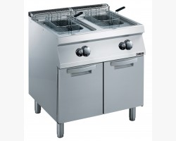 Zanussi friture 2x15 liter elektrisk gulvmodel-0