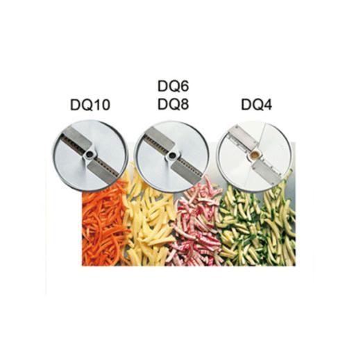 Skæreskive DQ10 - 10 mm Julienne-0