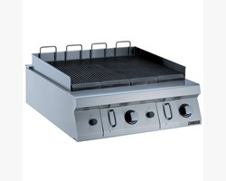 Zanussi Powergrill ZAN 700 Gas. 14 kw-0