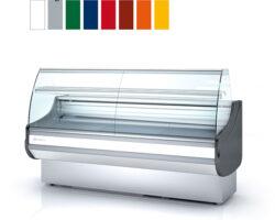 Køledisk Cor 80-15 Buet glasfront -0