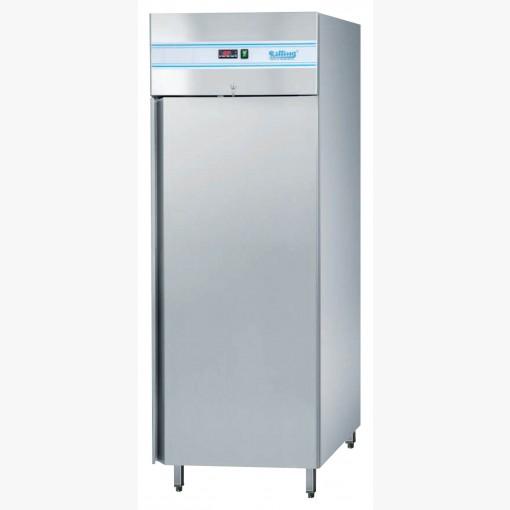 køleskab stål 410 liter