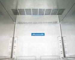 Køleskab 700 liter - stål - 5 års garanti-16877