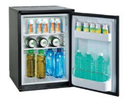sort minibar / minikøleskab sort