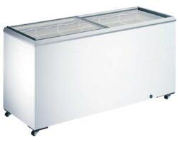 Frostboks VGL 635 m. glaslåg