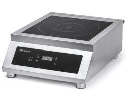 Induktionskogeplade - ProfiLine - 5000 watt-0