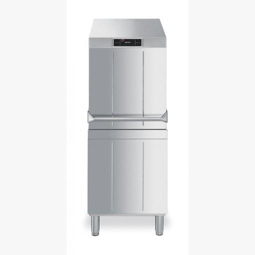SMEG Hætteopvaskemaskine TopLine HTY 520D med skyllepumpe (HTR)-0