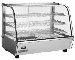 Displayskab - Varme - 120 liter-0