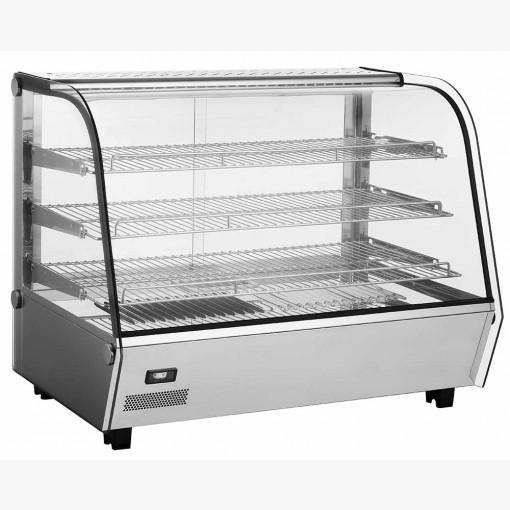 Displayskab - Varme - 160 liter-0