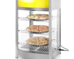 Displayskab - Varme - 97 liter-0